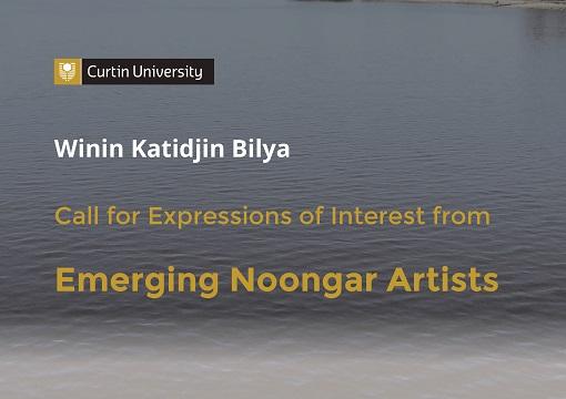emerging noongar artists public art EOI